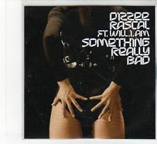 (FB431) Dizzee Rascal Ft Will.I.Am, Something Really Bad - DJ CD