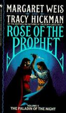 THE PALADIN OF THE NIGHT (Rose of the Prophet: #2) by Hickman & Weis
