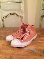 New Jack Purcell Converse Sneakers Brown Leather Size 12