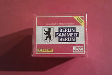 Panini Berlin sammelt Berlin Display - 50 Tüten - 250 Sticker OVP
