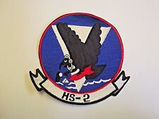 b7406 US Navy Vietnam HS 2 Helicopter Squadron Golden Falcons IR26E