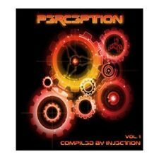 PERCEPTION VOLUME 1  CD NEU DNA/OUTSIDERS/INJECTION