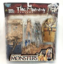 McFarlane Toys Series 2 1998 Monsters The Mummy Action Figure Play Set Sealed