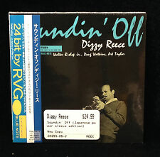 Dizzy Reece-Soundin' Off-Blue Note 9513-JAPAN CD MINI LP SLEEVE RARE SEALED