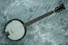 Gold Tone AC-6 Banjitar Six String Banjo w/ Guitar Tuning...Includes Gig Bag
