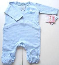 Schlafanzug Gr.56 Käthe Kruse NEU m.E blau Einteiler Strampler