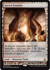 Fonderie Sacrée PREMIUM / FOIL - Sacred Foundry - Zendikar Expeditions Magic Mtg