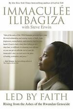 Led by Faith: Rising from the Ashes of the Rwandan Genocide (Left to Tell) by I