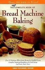 The New Complete Book of Bread Machine Baking-ExLibrary