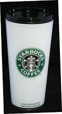 Starbucks Coffee 16 fl oz Thermal Cup No Lid Advertising
