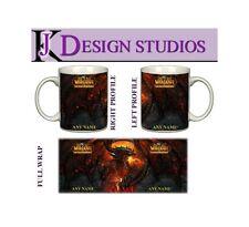 World of Warcraft 2 Personalised Gaming Mug