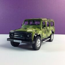 Die Cast Land Rover Defender Cars Metal Gift Christmas Pull-Back Model Cars 1:36