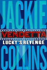 Vendetta: Lucky's Revenge by Jackie Collins, Good Book
