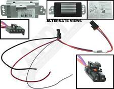 APDTY 112822 Blower Motor Resistor Speed Control Module Upgrade Kit