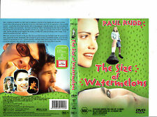 The Size of Watermelons-1996-Paul Rudd-Movie-DVD