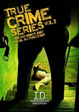 NEW True Crime Series Volume 2: Twisted Minds & Fatal Attractions DVD