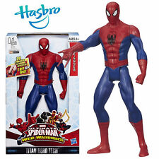 Marvel Ultimate Spider-Man Titan Hero Tech Web Warriors Electronic Talking Toy