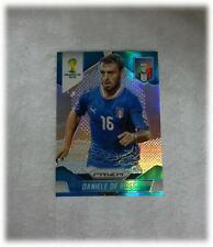 2014 Panini Prizm World Cup Refractor Daniele De Rossi - Italy #127
