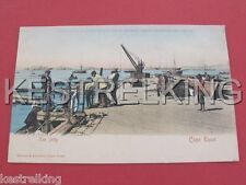 The Jetty Cape Town South Africa Postcard