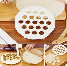 Dough Pastry Pie Dumpling Maker Gyoza Empanada Mold Mould Tool Convenien XAC