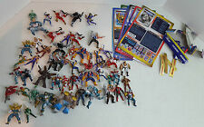 Lot of 51 Vintage 1995 Rob Liefeld Youngblood Mini Action Figures