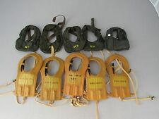 1/6 modern and WW2 aerial life preserver vest lot