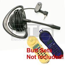 Test-Um JDSU Lil Buttie LB230 LB255 Butt Set LB40 Hands Free Headset 2.5mm Plug