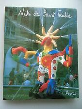 Niki de Saint Ralle Bilder Figuren Phantastische Gärten 1987 Bildhauer