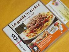 LA GUIDA IN CUCINA : CHE SI MANGIA OGGI? Nintendo DS NUOVO SIGILLATO ITA 3DS NDS