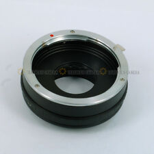 Build in Aperture Adapter Ring For Canon EOS EF EF-S Lens to Micro 4/3 M4/3 Body