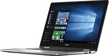 "Dell Inspiron I7569-1832GRY 2-in-1 15.6"" Touch-Screen Laptop i7 12GB / 512GB SSD"