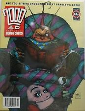 2000 AD + JUDGE DREDD COMIC PROG 825 MARCH 6 1993-COM-971