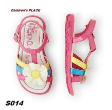 Children's Place New With Tag Toddler Girls Sandals Multi Color Size 9
