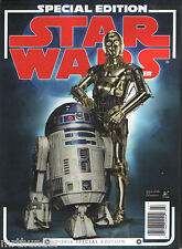 Star Wars Insider Special Edition 2016 Anthony Daniels Warwick Davis 148 Pages