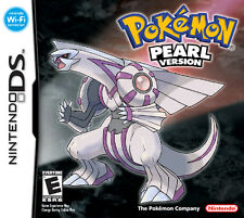 Pokemon Pearl DS Game DSi 3DS 3DSXL 2DS PAL FORMAT + FREE Accessory