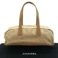 Auth Chanel Handbag Coco Marco Women''s used J3395