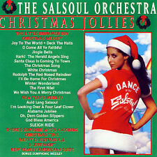 THE SALSOUL ORCHESTRA - Christmas Jollies CD - RARE & OOP