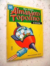 ALMANACCO TOPOLINO 1963 N°  6 - PIU' CHE OTTIMO CON FIGURINE