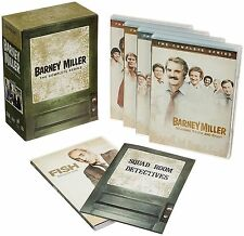 BARNEY MILLER THE COMPLETE SERIES New 25 DVD Set Seasons 1-8