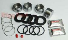 Jaguar XJ6 XJ12 XJS Rear Brake Caliper Seal & Piston Repair Kit BRKP130
