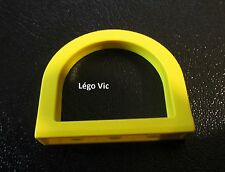 Lego Fabuland x650 Fenêtre Front Window Round Small Jaune Yellow du 329 338 137