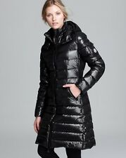 2016 Moncler Moka Quilted Down Coat Jacket Puffer $1195 size 1 NEW