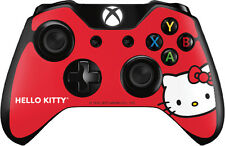 Hello Kitty Cropped Face Red Xbox One - Controller Skin