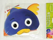 NEW ~~ BACKYARDIGANS ~~6-PARTY MASK  PARTY SUPPLIES