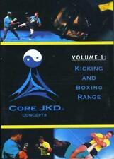 CORE JKD JEET KUNE DO KICKBOXING AND BOXING RANGE DVD NEW INSTRUCTION  KICK
