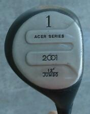 Nice Gently Used 2001 Acer Series Jumbo 1 Driver Ladies Golf Club, VG COND