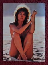 1979 Full Photo Page Celebrity Magazine Clipping ~ Sexy RAQUEL WELCH