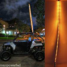6 feet Whip LED Light Boat Buggy Offroad snowmobile ATV UTV Flag Antenna