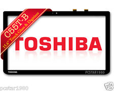 "15.6"" OEM NEW Touch Screen Glass+Digitizer Toshiba C55T-B5109 C55T-B5110"