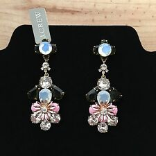 J.Crew Crystal garden earrings New With Tags